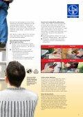 Vorbeugung vor Unfällen  und Verletzungen. Die Brille ... - AX Soling - Seite 5