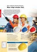 Vorbeugung vor Unfällen  und Verletzungen. Die Brille ... - AX Soling - Seite 6