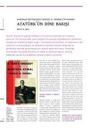 Atatürk'ün Dine Bakışı - Rifat Bali