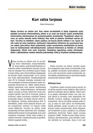 taitto 8/99 pdf - EBM Guidelines