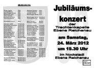 Einladung 2012
