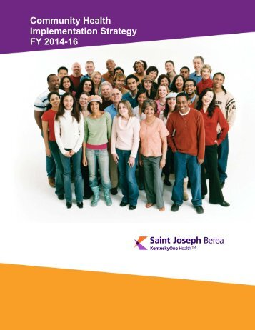 Community Health Implementation Strategy - Saint Joseph Hospital