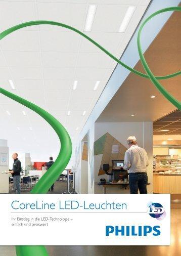 CoreLine LED-Leuchten - Elevite