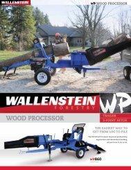 Wallenstein Wood Pro.. - Edney Distributing Co. Inc.