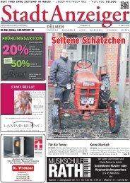 StadtAnzeiger Dülmen kw 14 2014