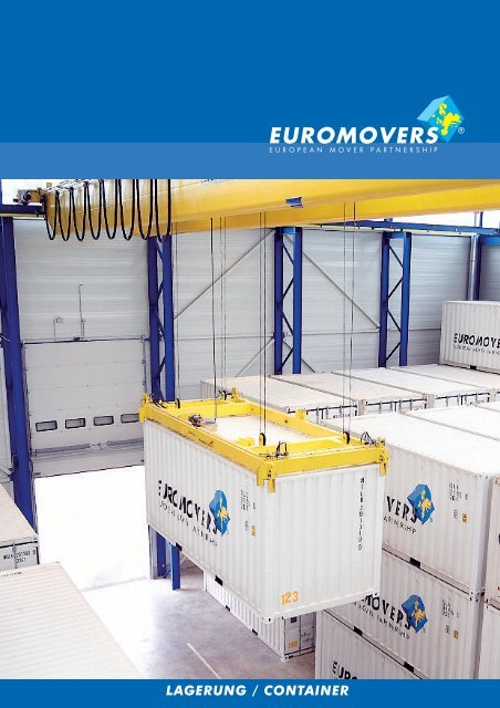 LAGERUNG / CONTAINER - arnold-transporte