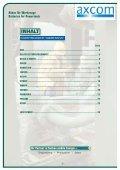 Akkus für Werkzeuge Batteries for Powertools - Axcom GmbH - Seite 2