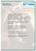 Akkus für Werkzeuge Batteries for Powertools - Axcom GmbH - Seite 3