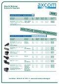 Akkus für Werkzeuge Batteries for Powertools - Axcom GmbH - Seite 6