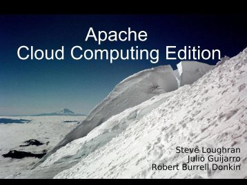 Apache Cloud Computing Edition - svn.eu.apache.org