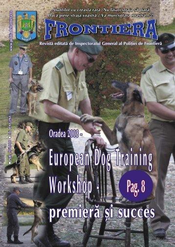 Nr. 9/2008 - Politia de Frontiera