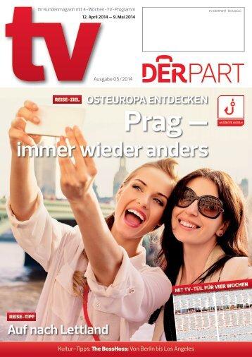 DP TV - Ausgabe 05/2014