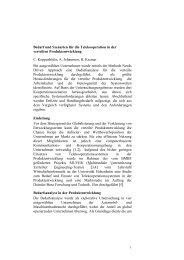 98-07.pdf - Lehrstuhl für Wirtschaftsinformatik