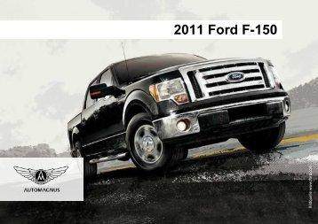 2011 Ford F-150 - Auto Magnus