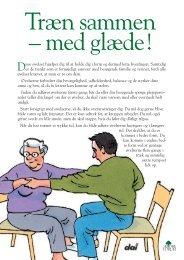 Motionskort.pdf - Sundhedscenter Vest