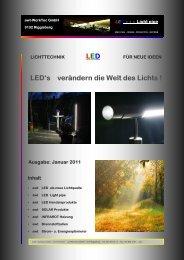LED Licht-Technik - Awt-worktec GmbH