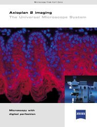 Axioplan 2 imaging - UCSD Department of Physics