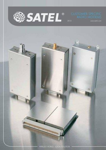 satelline®-m3 - Welotec GmbH