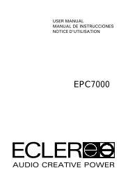 50-0055-0102 EPC7000 - EMPIRE Light & Sound