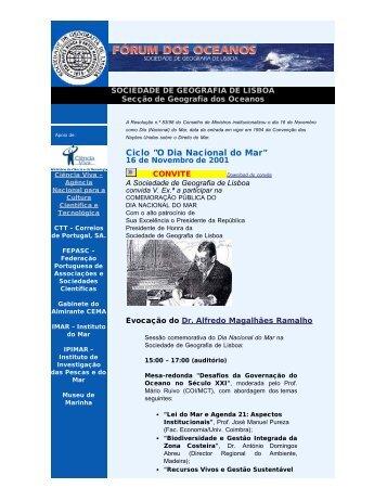 2001_dia_nacional_do_mar - Sociedade de Geografia de Lisboa