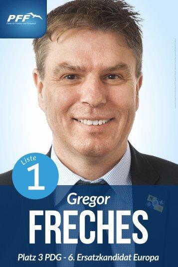 FRECHES Gregor