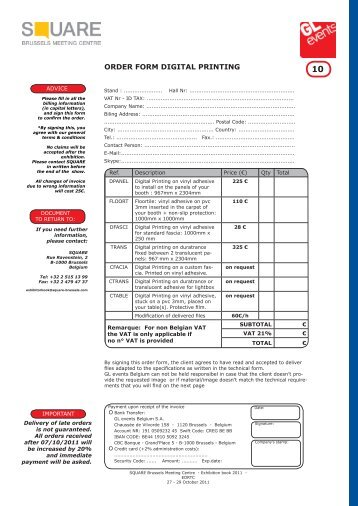 Printed Resources Order Form - Heart and Stroke Foundation of ...