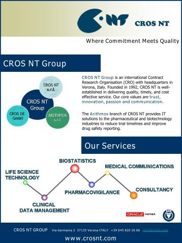 Download CROS NT Services - ePharma Day