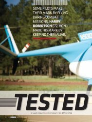 Tested by Fire - Embry-Riddle Aeronautical University Alumni