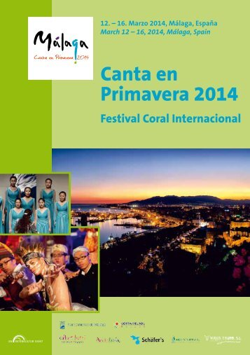 Canta en Primavera - Málaga 2014