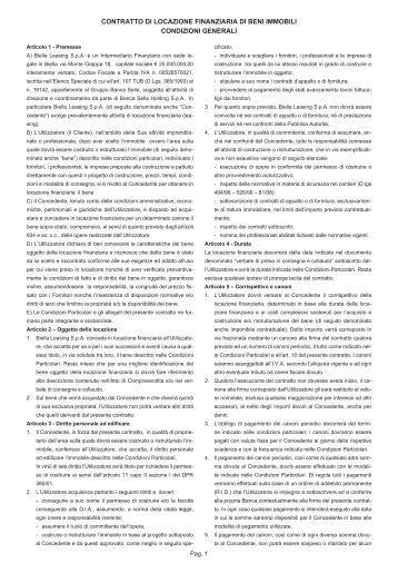 Contratto di comodato d 39 uso di beni mobili l 39 anno 2007 for Contratto di locazione