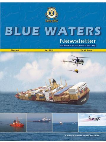 Jan 2011 edition - Indian Coast Guard