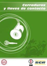 Cerraduras y llaves de contacto - Euromoto 85