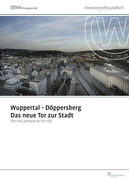 Neu - Wirtschaftsförderung Wuppertal