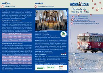 Sonderfahrten Winter 2012/13 - Eisenbahnen und Verkehrsbetriebe ...
