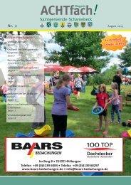 ACHTfach Ausgabe August 2013 (pdf 10,93 MB) - Samtgemeinde ...