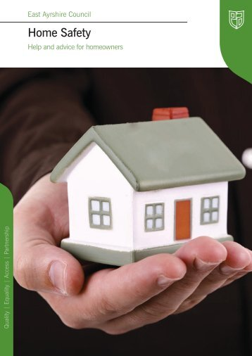 Home Safety - East Ayrshire Council