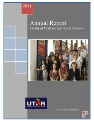 Annual Report - Universiti Tunku Abdul Rahman