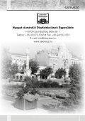 Börze - Nyugat-Dunántúli Díszfaiskolások Egyesülete - Page 4