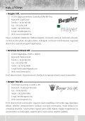 Börze - Nyugat-Dunántúli Díszfaiskolások Egyesülete - Page 7