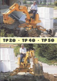 Nemag TP series brochure