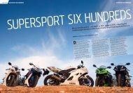 Supersport 600s - Fast Bikes