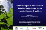 b - Fonds québécois de la recherche sur la nature et les technologies