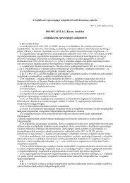 89/1995. (VII. 14.) Korm. rendelet a foglalkozás-egészségügyi ...