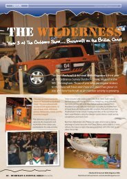 to read the review... - Bushcraft and Survival Skills Magazine