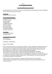 (3,12 MB) - .PDF - Rosenau am Hengstpaß - Land Oberösterreich