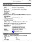 COSMOPLAST 500 CA-Sekundenklebstoff (Cyanacrylat) (PDF, 0.12 ... - Seite 4
