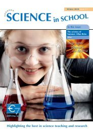 Download issue - Science in School