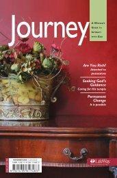 Journey Devotional Magazine for Women - LifeWay