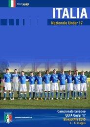 Scarica la brochure in pdf - Federazione Italiana Giuoco Calcio
