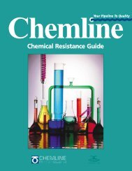 Chemical Resistance Guide - FineMech